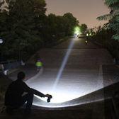 久量LED強光手電筒可充電探照燈超亮戶外巡邏多功能手提礦燈家用igo  酷男精品館