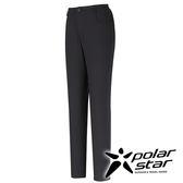 PolarStar 四向彈性極窄管褲 女『黑』 顯瘦直筒褲│釣魚褲│露營│防曬褲│西裝褲 P16350
