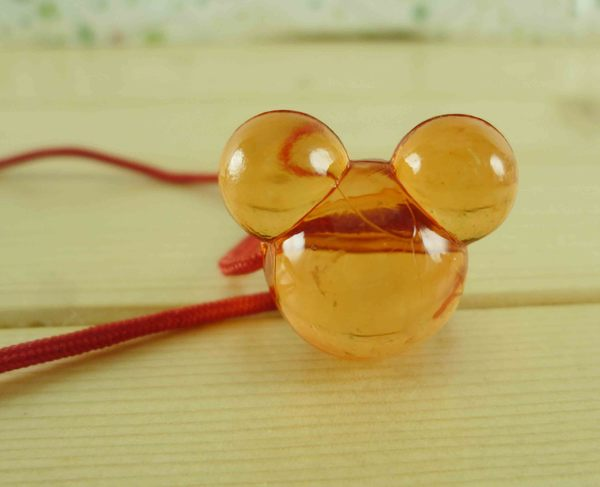 【震撼精品百貨】Micky Mouse_米奇/米妮 ~造型髮束-蘋果