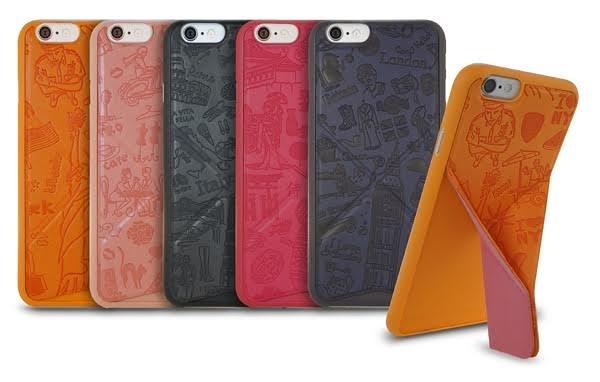 【東西商店】Ozaki O!coat 0.3 + Travel Versatile (GapFree) for iPhone 6s/6
