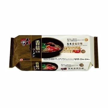 五木-香菇味拉麵(321g/包)*2包【合迷雅好物超級商城】