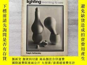 二手書博民逛書店photographic罕見lighting:learn to see【馆藏】平装Y10249 Ralph H