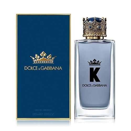 K by Dolce & Gabbana 王者之心男性淡香水100ml