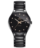 RADO 真係列自動機械鑲鑽陶瓷腕錶 腕錶 R27056732