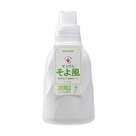 日本 MIYOSHI 百花香洗衣精 1100ml 大容量 家庭號 洗衣精 洗衣 清潔 溫和不傷手 無添加