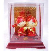 圓滿古裝安床娃娃-男方結婚用品【皇家結婚用品百貨】
