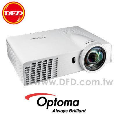 OPTOMA 奧圖碼 投影機 RS310ST XGA 短焦商務投影機 公司貨