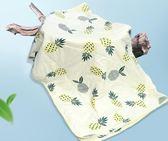 【熊貓】菠蘿被子水洗棉幼兒園兒童冷氣被夏涼被