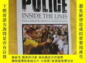 二手書博民逛書店HONG罕見KONG POLICE INSIDE THE LINESY85718 Chris Emmett C