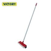 【VICTORY】雙層海綿刮水去汙地板刷#1029017