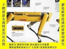 二手書博民逛書店Robot罕見機器人 英文原版Y21066 DK DK 出版20