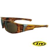 ZIV HERO 太陽眼鏡 F101012 -012茶框-灰片(18)