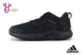 adidas Alphabounce beyond C 慢跑鞋 中童 透氣綁帶運動鞋 Q9317◆OSOME奧森童鞋