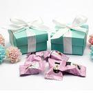 幸福婚禮小物❤DIY經典蒂芬妮喜糖盒--...