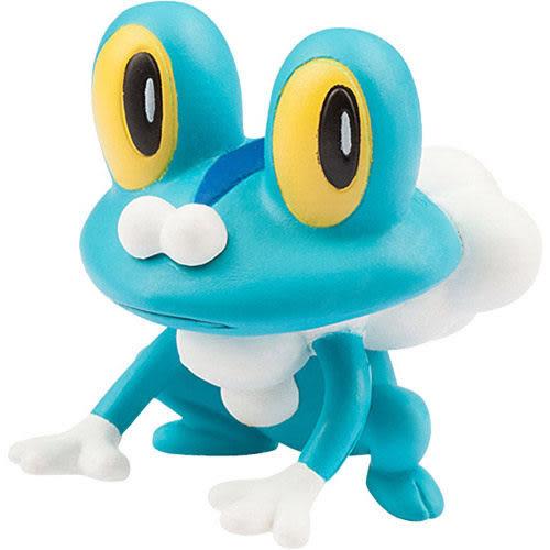 Pokemon GO 呱呱泡蛙 精靈寶可夢 神奇寶貝09 PC96859 原廠公司貨 TAKARA TOMY