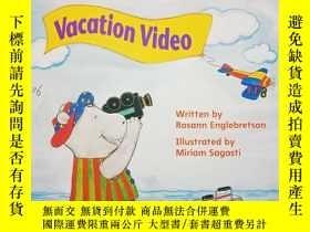 二手書博民逛書店Vacation罕見video ...Y12498