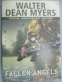【書寶二手書T5/原文小說_LOW】Fallen Angels_Walter Dean Myers