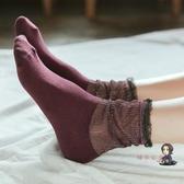 堆堆襪 亮絲襪子女秋天薄款堆堆襪蕾絲花邊中筒襪ins潮襪銀絲網紅夏街頭 5色