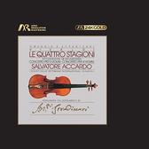 【停看聽音響唱片】【CD】Santonio Vivaldi Salvatore Accardo ARM 24K Gold CD