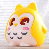 優惠快速出貨-創意兒童存錢罐可愛防小雞儲蓄罐存款機