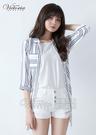◆ 商品貨號:V85363-80  ◆ 精心的蕾絲與網紗拼接設計,具有高貴典雅感◆【商品只退不換】
