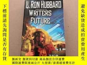 二手書博民逛書店L.罕見Ron Hubbard Presents Writers