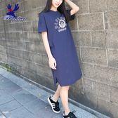American Bluedeer-長版印花洋裝(魅力價) 春夏新款