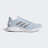Adidas Galaxar Run W [FV4735] 女鞋 慢跑 運動 休閒 輕量 支撐 緩衝 彈力 穿搭 藍 灰