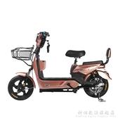 新國標48V新款電動車成人電動自行車小型電瓶車男女性兩輪代步車 科炫數位