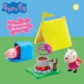 【英國Peppa Pig佩佩豬】粉紅豬小妹戶外露營組 PE06389