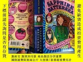 二手書博民逛書店sapphire罕見battersea 藍寶石巴特西.Y200392