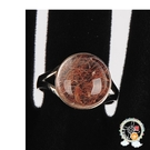 紅髮晶戒指【十方佛教文物】
