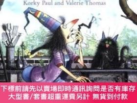 二手書博民逛書店Winnie s罕見Magic Wand (winnie The Witch)Y256260 Valerie