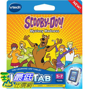 [106美國暢銷兒童軟體] VTech - InnoTab Software - Scooby-Doo