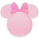 【震撼精品百貨】Micky Mouse_米奇/米妮 迪士尼 DISNEY米妮 頭型濕紙巾蓋(粉色) 日本製#30958