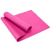 6MM絲印瑜珈擴墊 1800026 顏色隨機出貨 運動 健身 有氧 瑜珈 鍛鍊 身材雕塑 地墊 軟墊 防滑