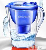 凈水壺家用過濾水壺凈水器廚房自來水非直飲過濾器便攜凈水杯ATF