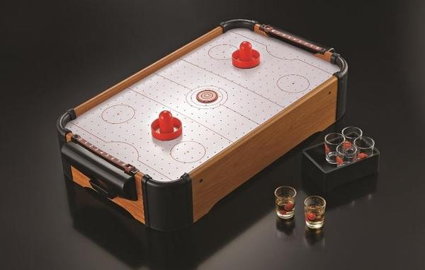 大號創意桌上冰球台親子互動益智兒童玩具Small ice hockey 毅然空間