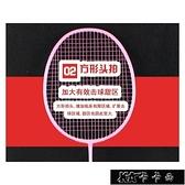 ats羽毛球拍雙拍碳素纖維超輕3u進攻型初學耐打訓練專用單11-13【新年熱歡】