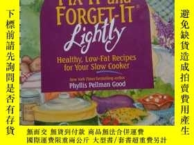 二手書博民逛書店FIX-IT罕見and FORGET-IT RightlyY447032 Ph Pell 出版2004