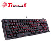 【Tt 曜越】 拓荒者PRO背光機械鍵盤 紅軸