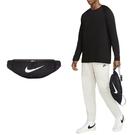 Nike 黑色 腰包 側背包 隨身腰包 單速車 單肩包 腰包 嘻哈 慢跑 運動 DC7343-010