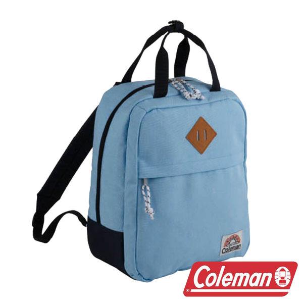 【美國Coleman】C-TRAPEZE後背包『天空藍』CM-31128登山背包後背包肩背包側背包手提包行李包收納包