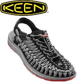 【KEEN 美國 男款 涼鞋〈黑/深灰〉】1016899/編織涼鞋/涼鞋/休閒涼鞋