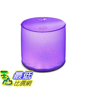 [美國直購] MPOWERD 變色款 太陽能燈 LED燈 Luci Color - Color-Changing Inflatable Solar Light