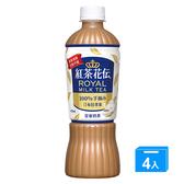 紅茶花伝皇家奶茶470MLx4【愛買】