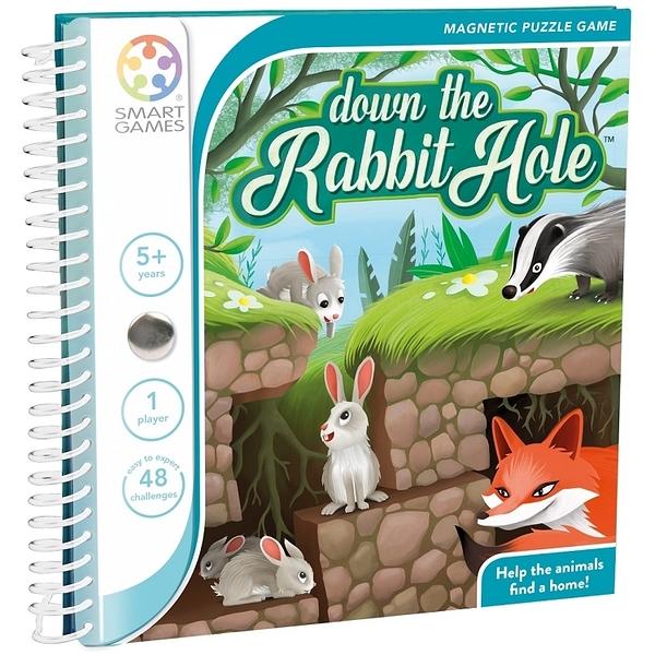 魔磁隨身遊戲 躲躲小兔Down the Rabbit Hole