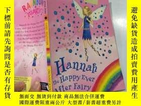 二手書博民逛書店Hannah罕見the happy ever after fairyY200392