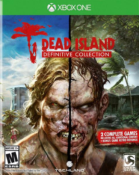 X1 Dead Island Definitive Collection 死亡之島 決定版(美版代購)