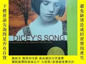 二手書博民逛書店Dicey s罕見SongY146830 Cynthia Voigt Simon pulse ISBN:978